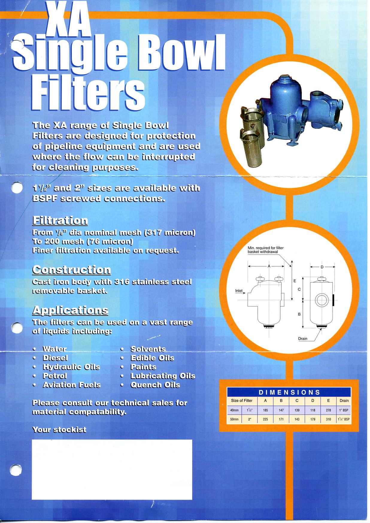 XA%20Filter Welltec E Wiring Diagram on