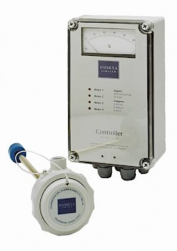 Fozmula Liquid Level Measuring System