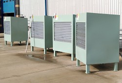 Roller Door Above Ground Fill Point Cabinets